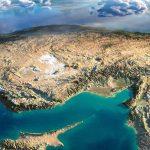 gecmisten gunumuze turkiyenin jeopolitik konumu