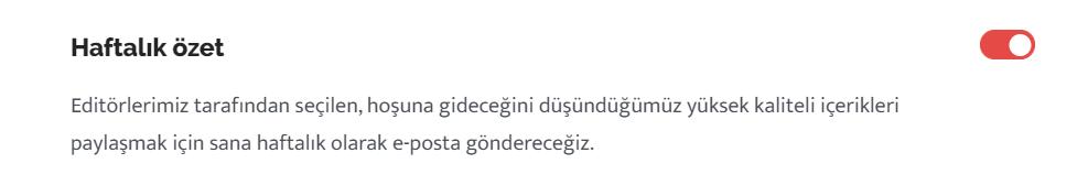 haftalikozet