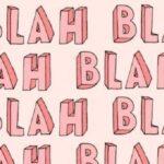 blah blah bublogta